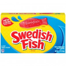 Swedish Fish Red Candy 88g