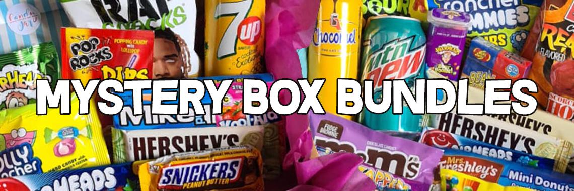Mystery Box Bundles