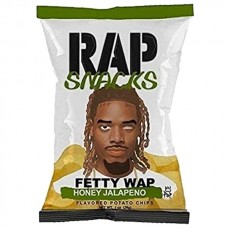RAP Snacks Honey Jalapeno Fetty Wap (28g)