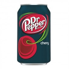Dr Pepper Cherry (330ml) (EU)