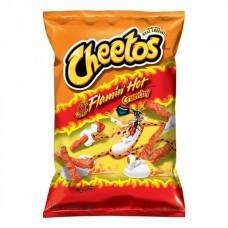 Cheetos Crunchy - Flamin Hot Large Bag 226g