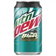 Mountain Dew Baja Blast – 12fl.oz (355ml)