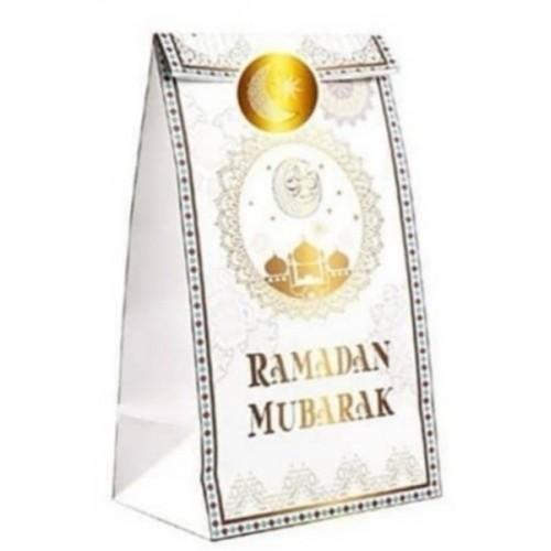 Ramadan Goody Bag - White & Gold