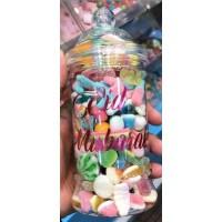 Eid Mubarak Sweets Jar