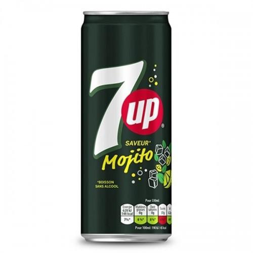 7UP Mojito 330ml