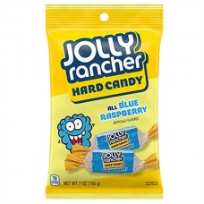 Jolly Rancher All Blue Raspberry Hard Candy - 7oz (198g)