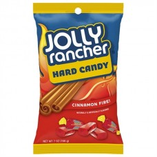 Jolly Rancher Cinnamon Fire Hard Candy 7oz (198g)