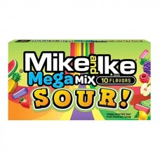 Mike & Ike Sour Mega Mix Theatre Box 5oz (141g)