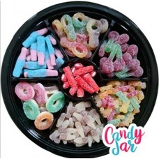 Candy Jar Tray - Generously filled with a selection of our Pick & Mix Sweets