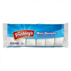 Mrs Freshleys Mini Donuts Powdered (85g)