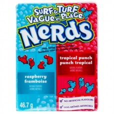 Nerds Surf & Turf Raspberry & Tropical Punch - 1.65oz (47g)