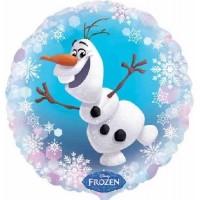 Disney Frozen Olaf Balloon 43cm/17inch