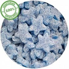 Vegetarian Sour Blue Stars 100g