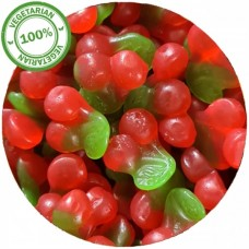 Vegetarian Twin Cherries 100g