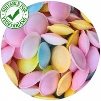 Flying Saucers Sherbet - UFOs
