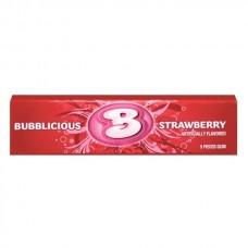 Bubblicious Strawberry Bubblegum (40g)