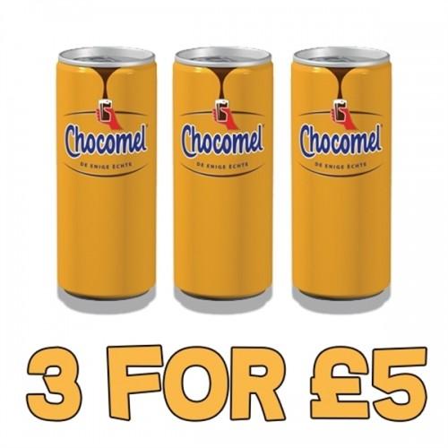 Chocomel Can 250ml X 3 DEAL