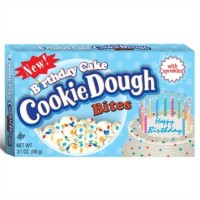 Birthday Cake Cookie Dough Bites 3.1oz (88g) Theatre Box