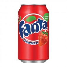 Fanta Strawberry USA 355ml