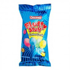 Charms Fluffy Stuff Cotton Candy 3.5oz (99g)