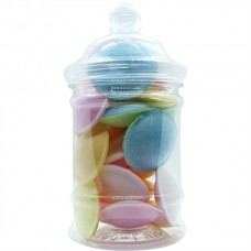 Small Jar - Flying Saucers UFOs Sherbet