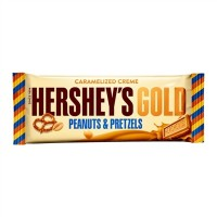 Hersheys Gold Caramalized Creme Bar (39g)