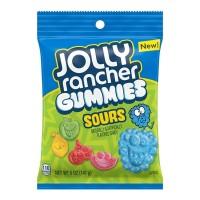 Jolly Rancher Sour Gummies Peg Bag - 5oz (142g)