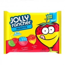 Jolly Rancher Misfits Gummy Candy 3.4oz (96g)