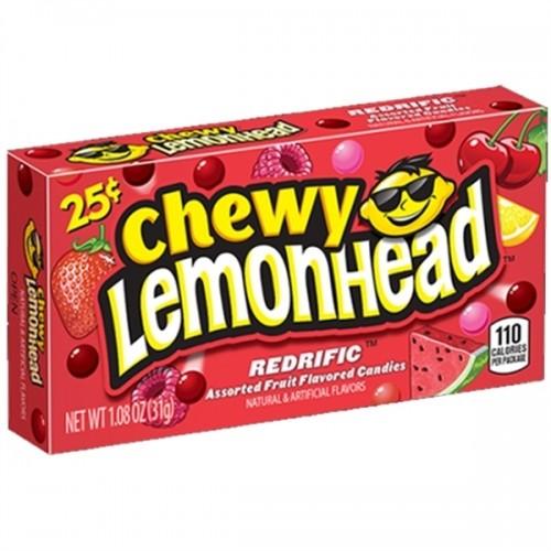 Chewy Lemonhead - Redrific