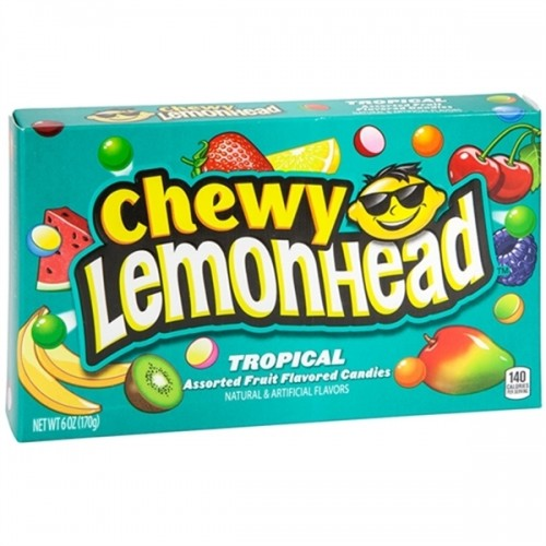 Chewy Lemonhead Tropical - 5oz (142g)