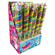 Rainbow Twist lollipop - (55g)