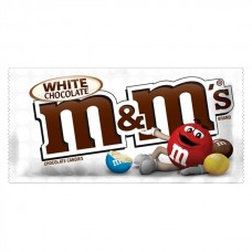M&M's White Chocolate (42.5g)