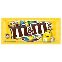 M&M's Peanut 49.3g - NO CARMINE