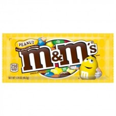 M&M's Peanut 49.3g - NO CARMINE