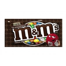 M&Ms Milk Chocolate - NO CARMINE