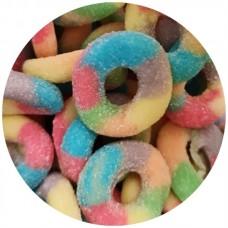 Multicolour Sour Rings