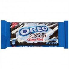 Oreo Creme Filled Brownie 3oz (85g)