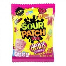 Sour Patch Big Kids Heads - 5oz (141g)