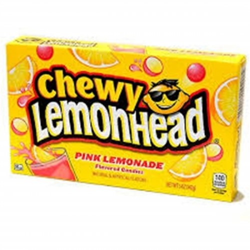 Chewy Lemonhead - Pink Lemonade - 5oz (142g)