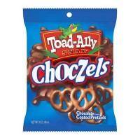 Toad Alley Snax Choczels Pretzels (85g)