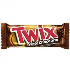 Limited Edition Twix Triple Chocolate 40g