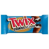 Limited Edition Twix Cookies & Creme 38g