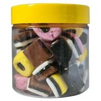 Small Jar - Liquorice Allsorts